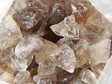 1/2 lb rough SMOKY QUARTZ Rock Rocks Stones Tumbler tumbling Lapidary BRAZIL