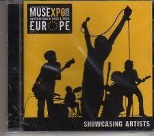 (CD560) Musexpo Europe Showcasing Artists 2008 - sealed DJ CD