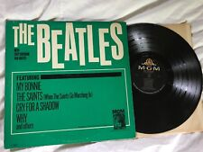 The Beatles My Bonnie LP E-4215 Very Good +. . .