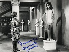 OFFICIAL WEBSITE Francine York (1938-2017) Bewitched 8x10 AUTOGRAPHED