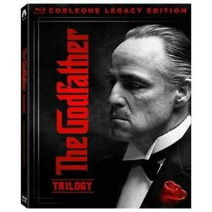 Paramount Pictures The Godfather Trilogy Collection (Blu-ray) - Damaged Case