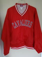 EUC Vintage Champion Cleveland Cavaliers Pullover Track Jacket Men X-Large
