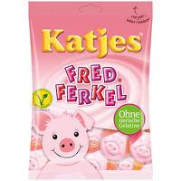 KATJES - Fred Ferkel - 200 g bag - German Production