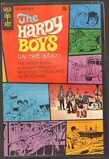 Hardy Boys #1 - Gold Key First Issue Based On TV Show - 1970 (Grade Fine+) WH