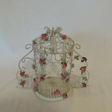 Partylite Meta 00004000 l bird cage holds one candle