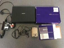 SONY Walkman Lecteur Mp3 Argent NW-A1200 Boxed Digital Media Player 1st Gratuite post
