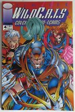 1993 WILDCATS COVERT ACTION TEAMS #4   -  VF                       (INV12349)