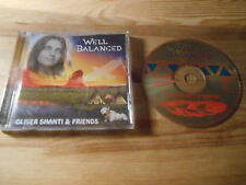 CD Ethno Oliver Shanti & Friends - Well Balanced (6 Song) SATTVA MUSIC