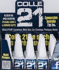 Colle 21 - Cyanoacrylate 21g