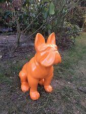 französische bulldogge, Designer, Deko Figur, HUND