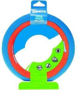 Chuckit Fetch Wheel Flying Dog Toy Frisbee, Fetch & Play, Durable