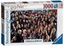 Ravensburger 1000 piece jigsaw puzzle CHALLENGE HARRY POTTER
