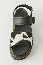 New Dr. Martens Voss Animal Print Sandal Size 5 MSRP: $110