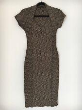 Scanlan Theodore Stretch Knit Dress (Vintage Scanlan (AW2013)) - Bargain!