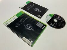 XBOX 360 Skyrim Complete Official Microsoft