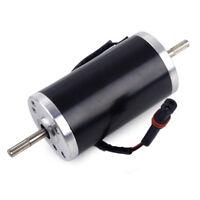 12V 4500RPM Diesel Combustion Air Fan Blower Motor Fit for Eberspacher Heater D4