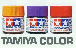 Tamiya XF Farben matt - Wählen Sie selbst aus - 23 ml / 10 ml