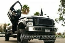 Ford F250 F350 Superduty 99-10 Lambo Style Vertical Doors VDI Bolt On Hinge Kit