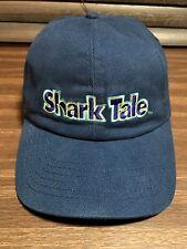 Vintage 2004 Shark Tale Movie Snapback Hat DreamWorks Film Oscar Trucker Cap VGC