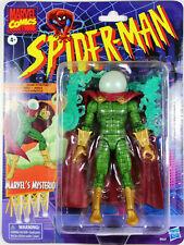Marvel Legends Vintage Series ~ MYSTERIO ACTION FIGURE ~ Hasbro Spider-Man Retro