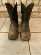 ARIAT WORK BOOTS STEEL TOE 8.5 USED
