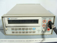 Agilent Hp Keysight 3478a Digital Multimeter Lcd Display Dmm Tested Amp Guaranteed