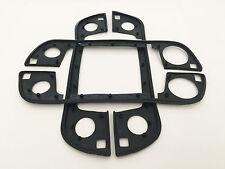 Set of 4 Outer Door Handle Gasket Rubber Seals for BMW E32 E34 E36