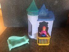 Disney Frozen MAGICLIP Doll Set ~ ANNA w/Flip n Switch Castle