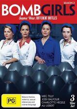 BOMB GIRLS SEASON 2 DVD [New/Sealed]