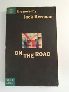 ON THE ROAD Jack Kerouac 1959 Compass Books Paperback