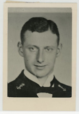 Portrait du Prince Knud du Danemark. Vintage silver print Tirage argentique