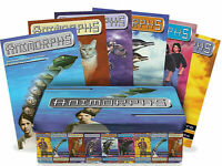Animorphs Retro Tin 6 Book Set: Invasion,Visitor+ by K. A. Applegate (Paperback)