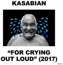 Kasabian - For Crying Out Loud [New Vinyl LP] UK - Import