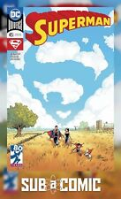SUPERMAN #45 (DC 2018 1st Print) COMIC