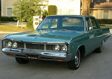 1968 Dodge Polara Original
