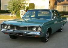 1968 Dodge Polara Original
