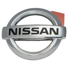 2001-2004 Nissan Pathfinder Rear Tailgate Liftgate Trunk Chrome Emblem Logo OEM