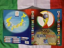 Album WM Korea 2002 panini completo OTTIMO Italian version