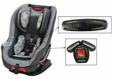 Graco Size4Me 65 Convertable Toddler Child CarSeat Harness Chest Clip&Buckle Set