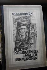 Deutsche antiquarische Bücher mit Asien-Thema von 1900-1949