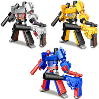 Bumble Bee Gift Megatron Pistol Robots Optimus Prime Transformers Action Figure