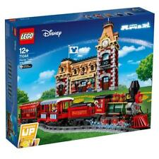 LEGO 71044 Disney Zug mit Disneyland Bahnhof Micky Maus motorisiert powered up