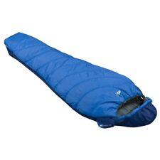 Millet Baikal 750 Long Sleeping Bag Sky Diver/ultra Blue 2016 Mumienschlafsack links