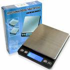 Balance de précision Pro 0.01g Max 500g - Taille XL - Double plateaux de pesée