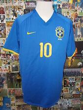 maglia calcio shirt maillot camiseta trikot BRASILE DIEGO TG M