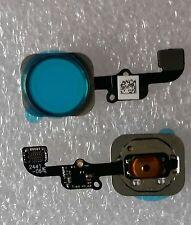 Home Homebutton + Flex Kabel Finger Abdruck Touch ID Sensor Gold iphone 6 6G