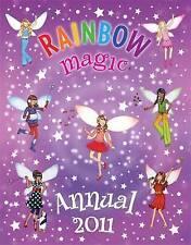 Rainbow Magic Annual: 2011 by Daisy Meadows (Hardback, 2010)