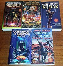 5 Sci Fi Thriller Novels by John Ringo