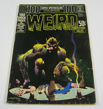 DC 100 Page Super Spectacular #4 Weird Mystery Tales BRONZE AGE DC COMICS 1971