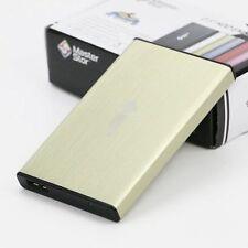 Disco duro portátil amarillo para ordenadores y tablets USB 3.0